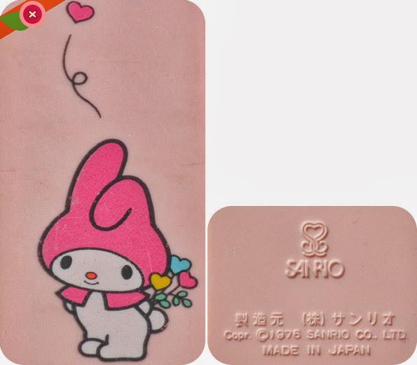 peigne kawaii My Melody by Sanrio