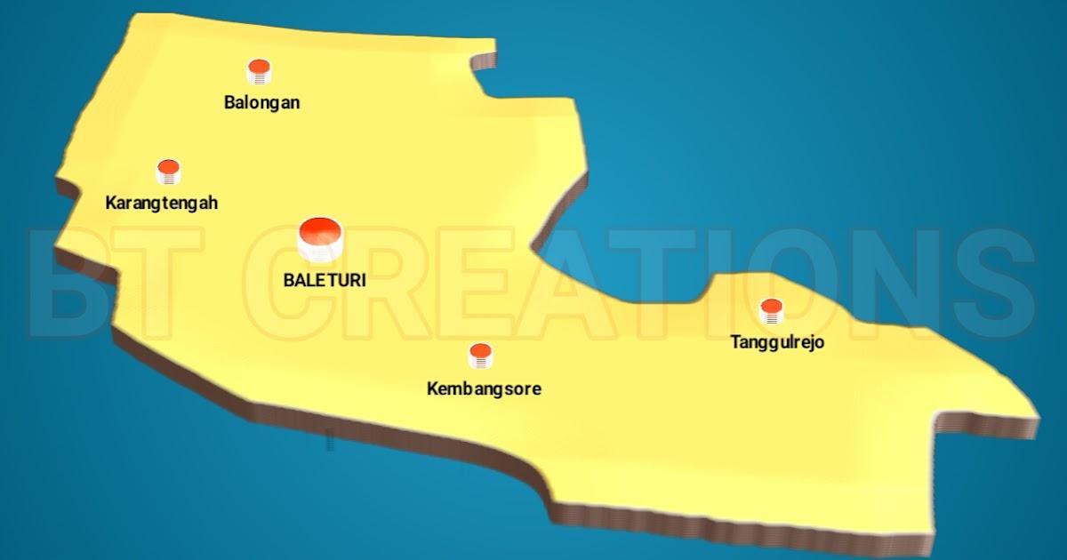 KABUPATEN NGANJUK: Desa Baleturi - Prambon