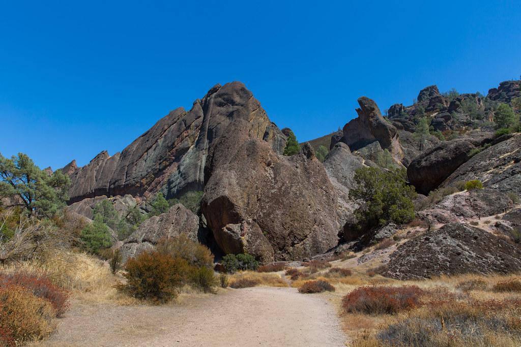 Pinnacles National Park California 2