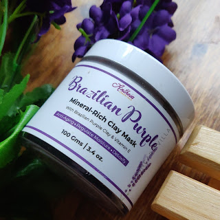 Antheia Essentials Brazilian Purple Clay Mask Review