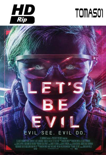 Let's Be Evil (2016) HDRip