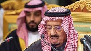 Raja Salman gratiskan biaya perawatan semua pasien covid-19