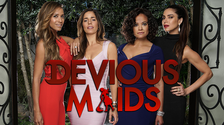 "Devious Maids - Much Ado About Buffing - Review: ""Hang On to Your Feather Duster, It's About to Get Crazier!"""