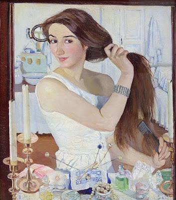zinaida-serebriakova-1909-la-masa-de-toaleta