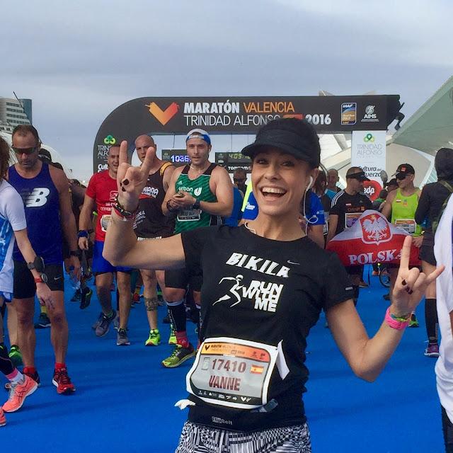 Maratón de Valencia, finisher, Bikila, Mi Diario Runner
