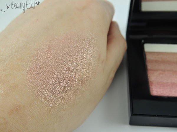 revue avis test bobbi brown shimmer brick rose