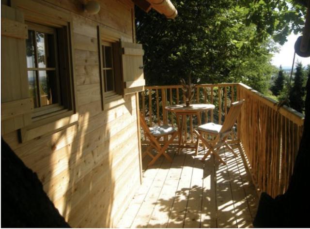 Cuneo casa sull'albero: il Giardino dei Semplici Bed & Breakfast