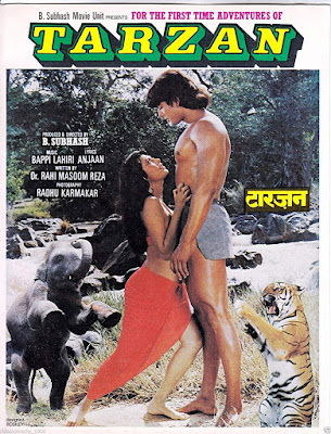 Adventures of Tarzan 1985 Hindi 480p WEB-DL 400MB