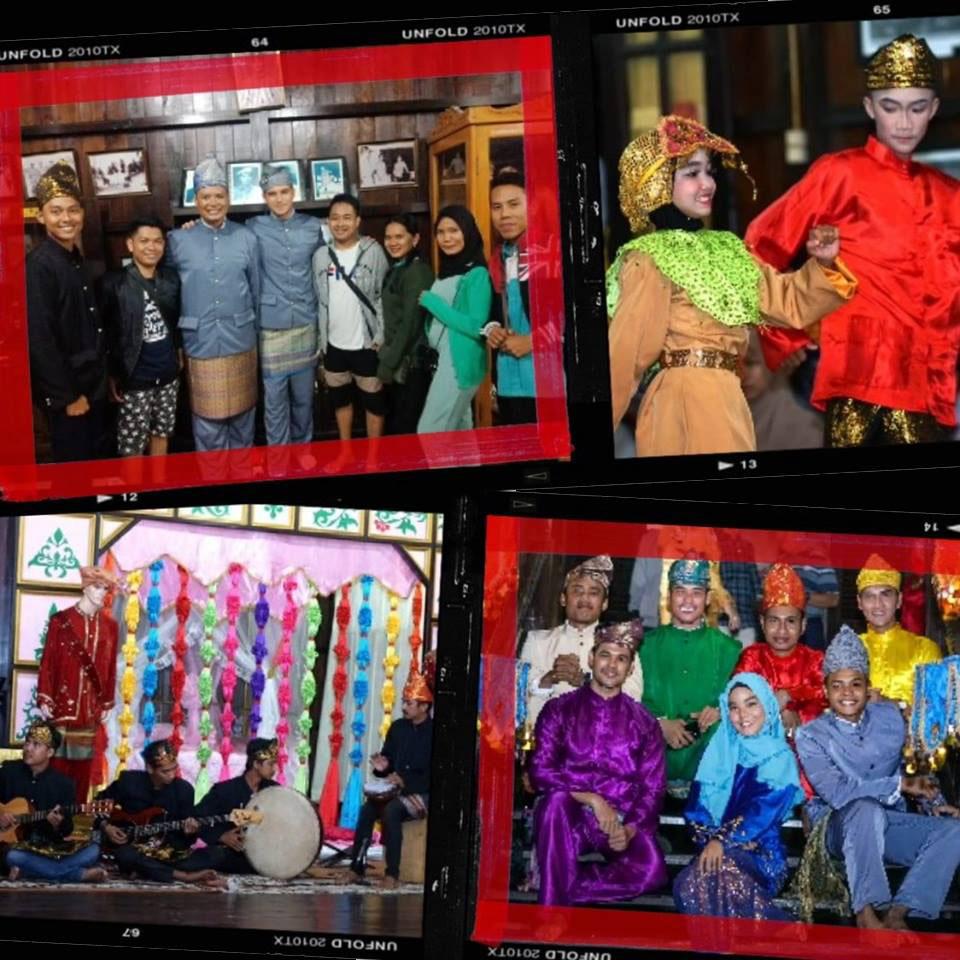 Festival 1000 Tanjak Melayu Belitung diapresiasi Bupati dan Lembaga Adat, Pria dari berbagai Negara seperti Belanda dan Singapura itu pun tanpak akrab berfoto sambil mengenakan pakaian khas Melayu beraneka warna. Tidak hanya itu, beberapa Male Pageant Indonesia.