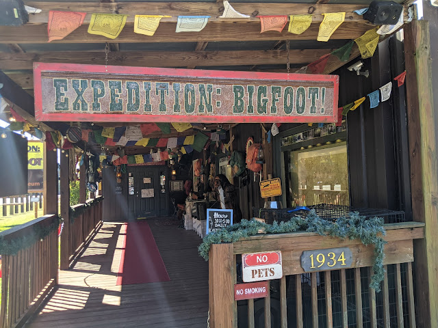 Expedition: Bigfoot!