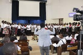 Nairobi church photo