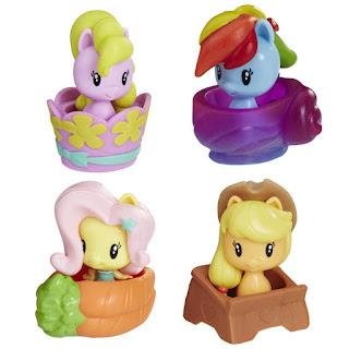 All My Little Pony Cutie Mark Crew Figures