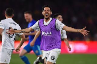Valencia Pick Up Copa Del Rey Trophy