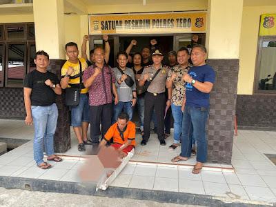 Pembunuh Janda Rimbo Bujang Ditangkap di Bengkulu Ternyata Pacar Korban