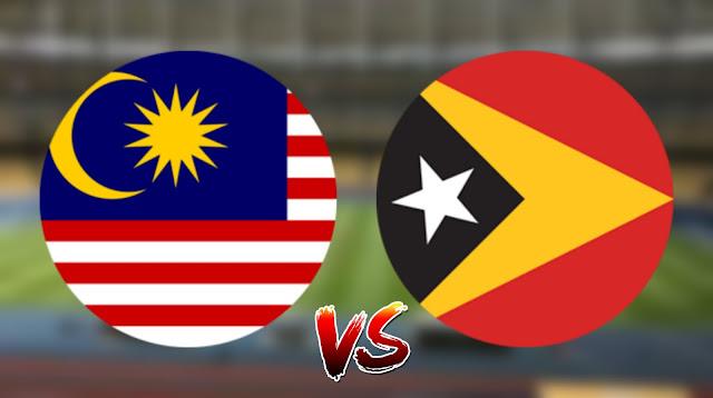 Live Streaming Malaysia vs Timor Leste 7.6.2019 Kelayakan Piala Dunia