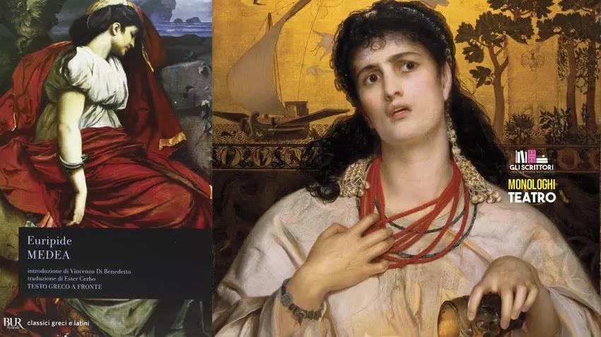 Monologo da Medea, di Pierre Corneille