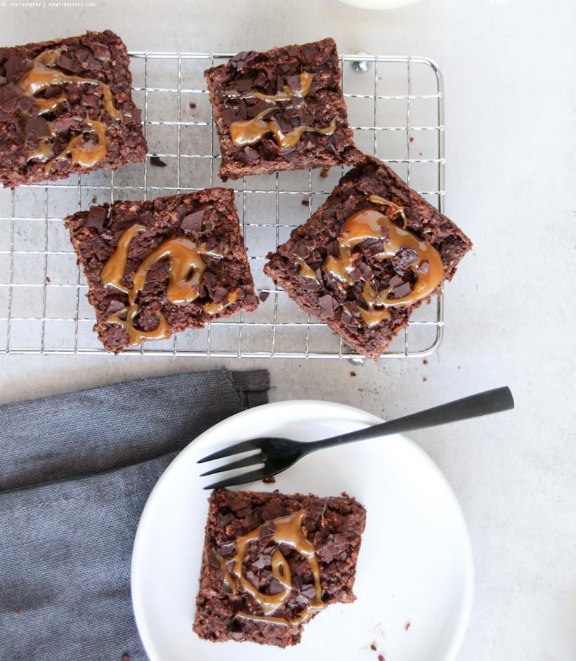 Healthy Rote Bete Brownies