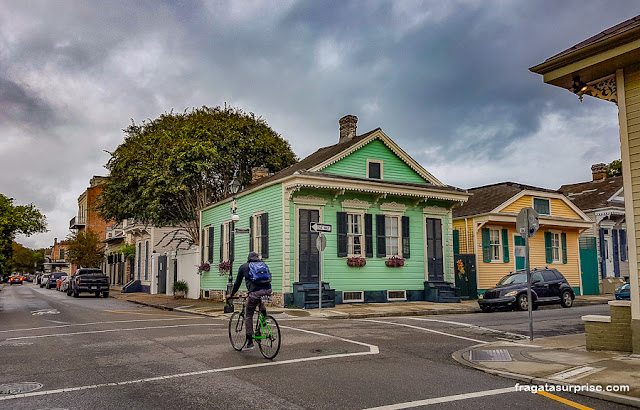 Faubourg Marigny, Nova Orleans