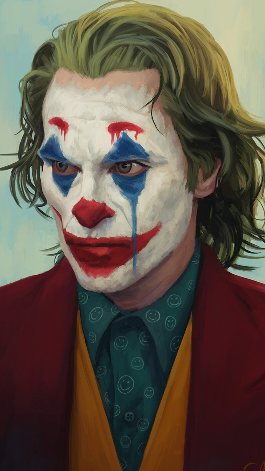 Joker Wallpaper 2019 Cool Wallpapers Heroscreen Cc