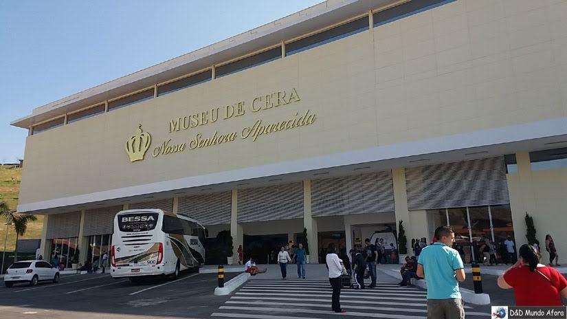 Museu de Cera de Aparecida, São Paulo