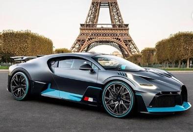 Harga Bugatti Divo Terbaru
