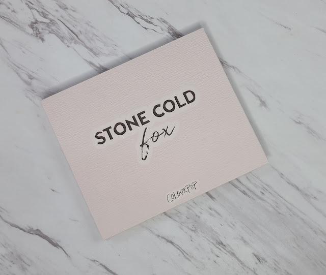 Review: ColourPop Stone Cold Fox Palette