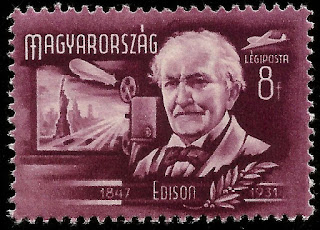 Thomas Edison Hungary