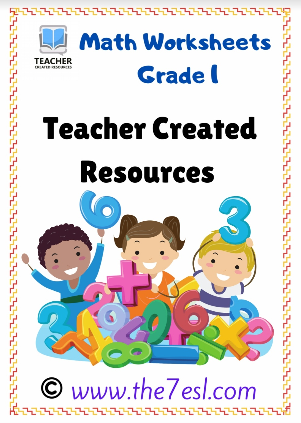medium resolution of Math Worksheets Grade 1