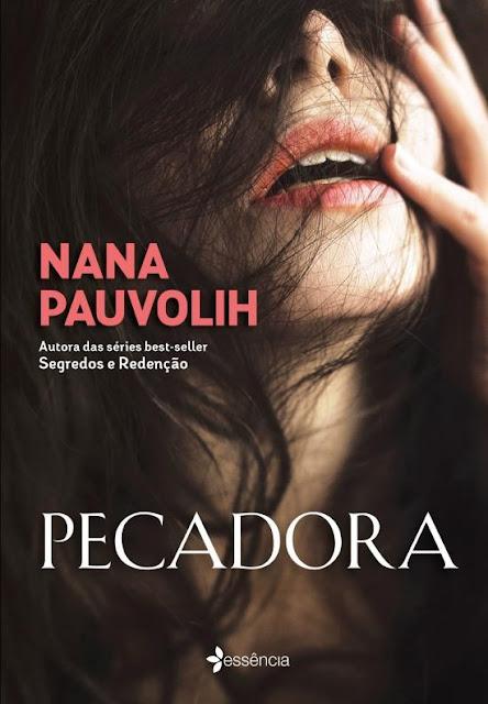 Pecadora | Nana Pauvolih @PlanetaLivrosBR