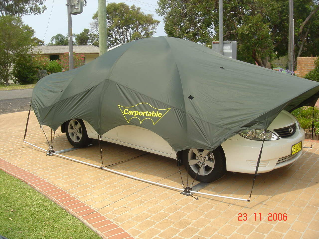 Car Cover Tent : Paul s ride guide hail protectors and blankets