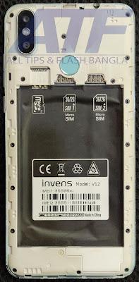 Invens V12 Flash File
