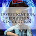 Review || Investigation, Mediation, Vindication (The Many Travails of John Smith, #1) by Chris Tullbane