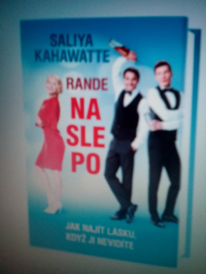Rande naslepo / Mein Blind Date mit dem Leben (2017) - SFD
