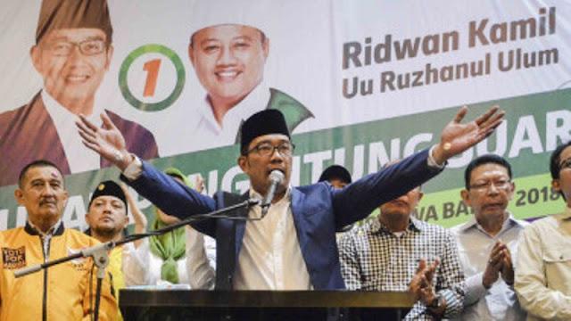 Ridwan Kamil Akui Tak Ada Kemenangan Sebelum 9 Juli