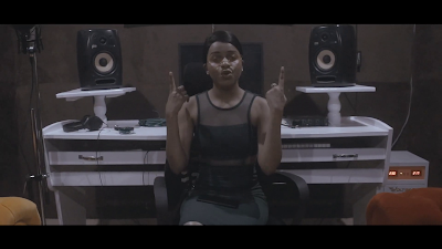 DOWNLOAD MP4 VIDEO   Nandy - Mimi ni wa juu   Cover