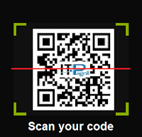 scan QR code or Bar code using camera
