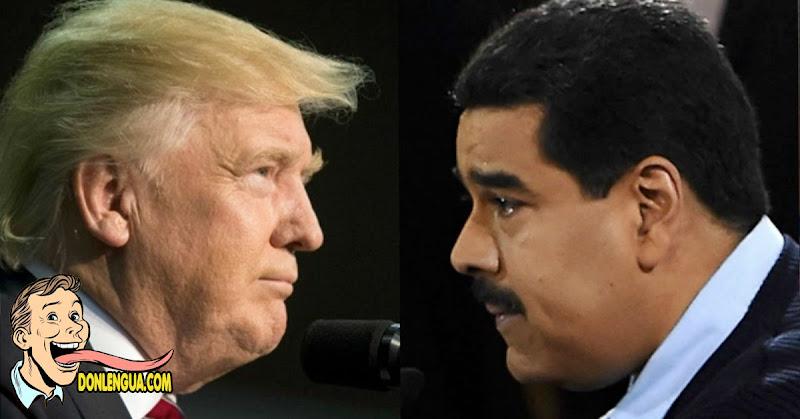 Donald Trump prepara una reunión con el dictador Nicolás Maduro