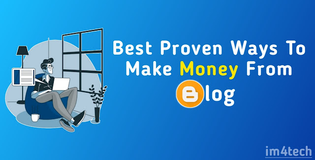 Best Ways to Earn Money From Blog/Website