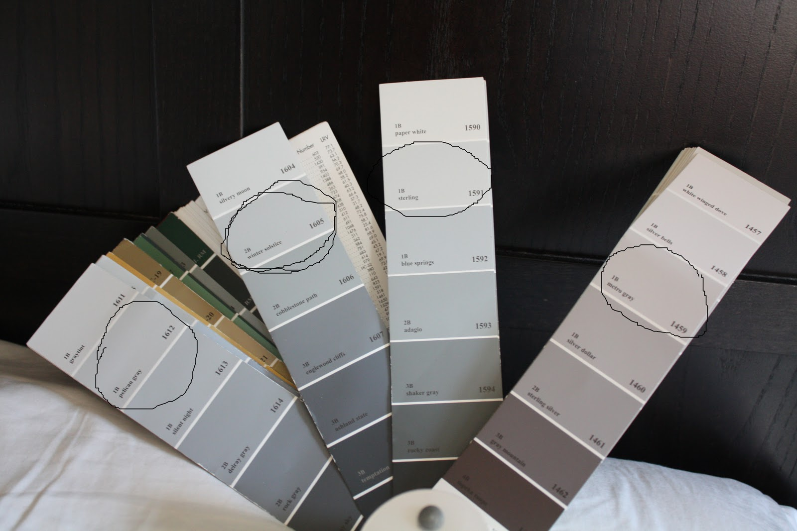 Our Master Bedroom Picking The Perfect Gray Emily A Clark