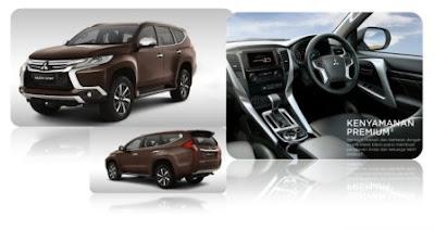 Pajero sport - Spesifikasi Mobil Mitsubishi dan Harga terbaru
