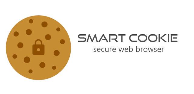 تنزيل متصفح الويب Smart Cookie Secure Web Browser متصفح إنترنت آمن وسريع لنظام الاندرويد