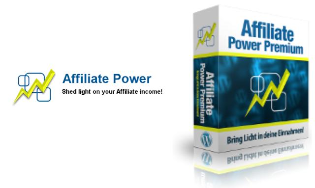 Affiliate Power Premium Version - WordPress Plugin