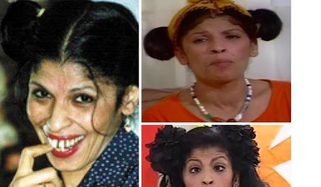 لن تصدق كيف أصبح شكل الفنانة 'عائشة الكيلاني' اليوم!  قامت باكثر من 30 عملية تجميل لتغير وجهها إلى هذا الشكل الجديد !!