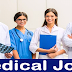 MULTIPLE VACANCY POSITIONS FOR MEDICAL PROFESSIONALS