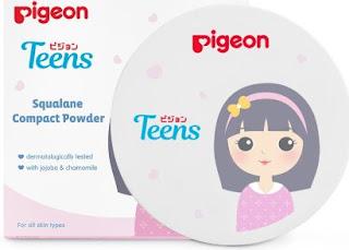 Squalane Teens Face Powder