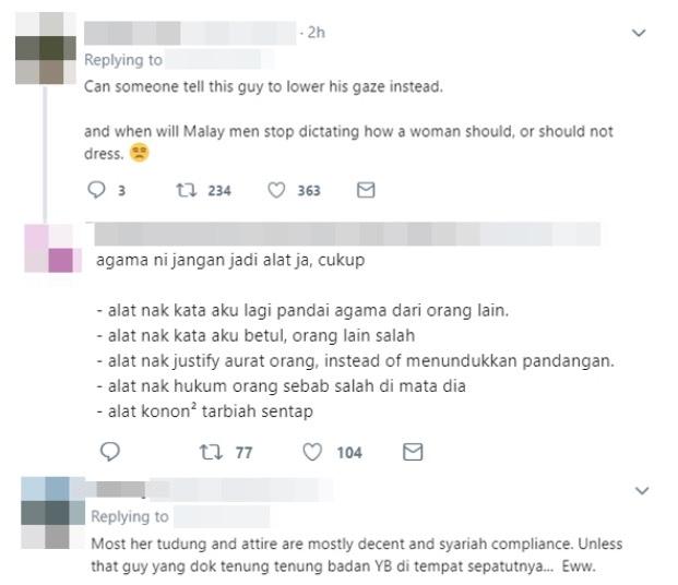 Apabila Lelaki Pervert Tegur Nurul Izzah