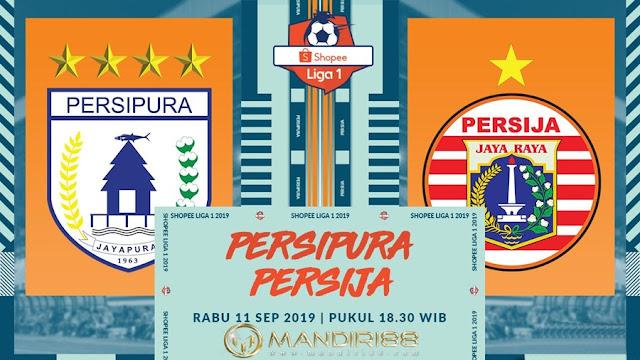 Prediksi Persipura Jayapura Vs Persija Jakarta, Rabu 11 September 2019 Pukul 18.30 WIB @ Indosiar