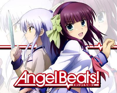 جميع حلقات انمي Angel Beats! مترجمة