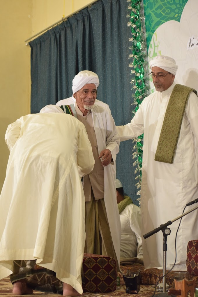 BIOGRAFI RINGKAS HABIB AHMAD BIN UMAR AL ATHOS