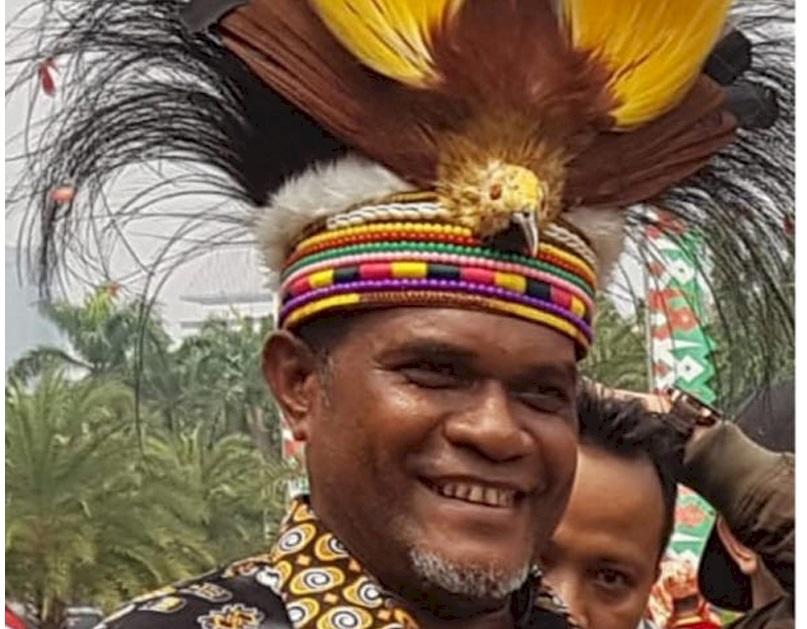 Refleksi Akhir Tahun, Yanto Eluay : Jangan Cari Sensasi Dengan Mengorbankan Rakyat Papua